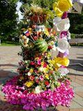 Выставка плодов и цветов 2018