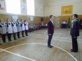 Отделение 11 класса, командир отделения Даниленко В.