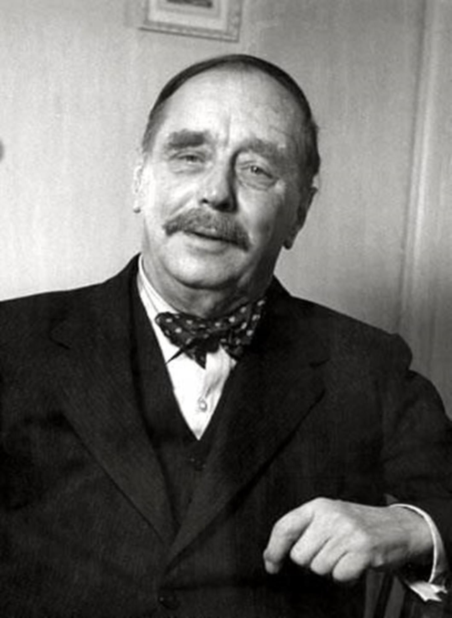 the life and work of h g wells an english science fiction writer