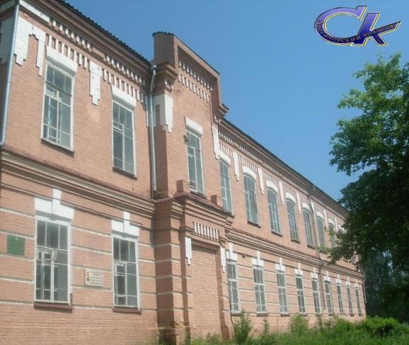 Фото здания клолледжа