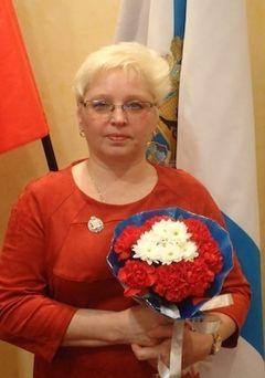 Олефиренко Екатерина Николаевна