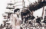 Аркадий Райкин выступает перед моряками Черноморского флота, 1943 год