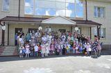 Детский сад - это большая, дружная семья!