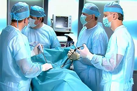 Хирургические методы лечения туберкулёза