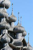 Купола Приображенской церкви