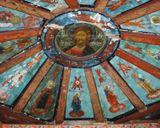 Иконы неба часовни Архангела Гавриила