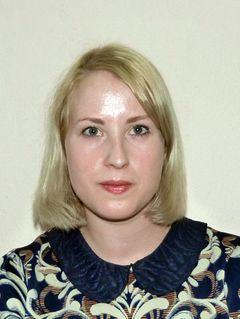 Логвиненко Елена Владимировна