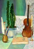 V выставка-конкурс «Старинная музыка в детском рисунке»