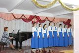 Камерный хор «Мелодия»(рук. Прокуратова Е.В.),концертмейстер Комарова Г.В.