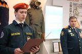 Степанов Аким группа С-114