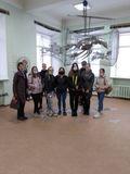 Студенты Северного колледжа посетили выставку Московских художников-монументалистов