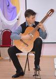 Родионов К., 4 класс, отделение народных инструментов