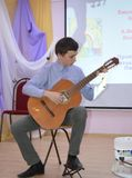 Ежов Е. , 6 класс, отделение народных инструментов