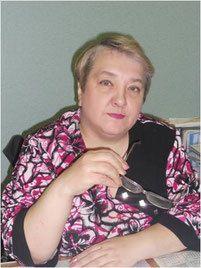 Кондрашова Татьяна Юрьевна
