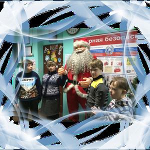 Школа погружается в Новогоднюю сказку.
