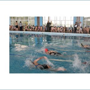 Специальная олимпиада Нижегородской области по плаванию