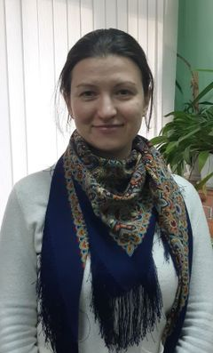 Пашкова Антонина Юрьевна