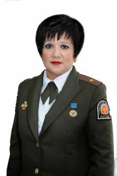 Мерс Галина Николаевна