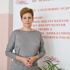 Заборова Светлана Юрьевна