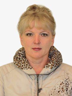 Андрухив Ирина Григорьевна