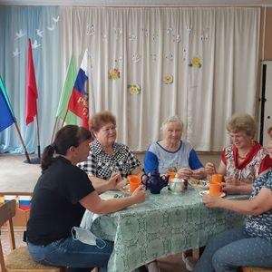 "Заседание совета клуба по интересам ""Селяночка"""