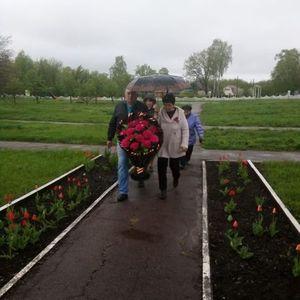 В Покрово-Марфинском СДК прошли праздничные мероприятия, посвящённые Дню Победы.