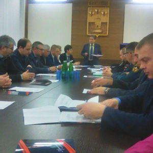 Заседании общественного Совета Отцов при Уполномоченном по правам ребенка в Тамбовской области