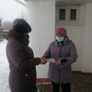 Акция в Покрово-Марфино на массовую иммунизацию