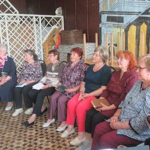 Заседание клуба «Живена», посвященное 222-летию со дня рождения А. С. Пушкина