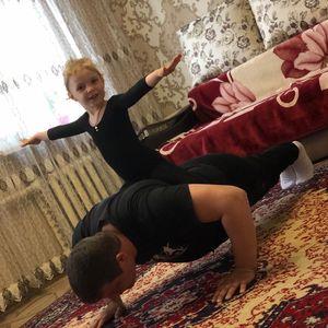 Семейные занятия хореографией