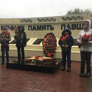 В Алексеевском СДК прошли праздничные мероприятия, посвящённые Дню Победы.