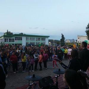 День молодежи в Знаменке