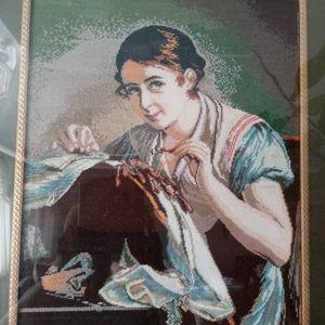 Выставка картин из алмазной мозаики Павловой Евгении Ильиничны