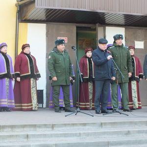Казанская ярмарка в Знаменке