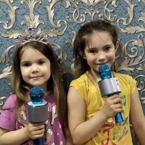 Занятия детского вокального кружка