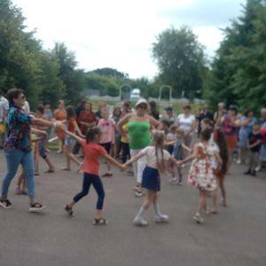 Праздник села в Покрово - Марфино