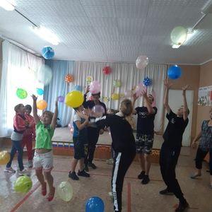 Игровая программа «Воздушная вечеринка»