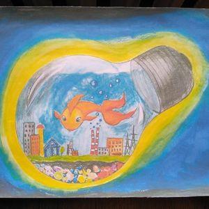 Фестиваль детских рисунков «Энергетика глазами детей»