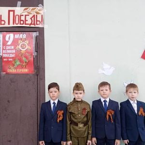 Сухотинский СДК провёл праздничные мероприятия посвященные Дню Победы
