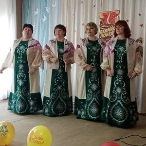 В Кузьминском СДК прошли праздничные мероприятия, посвящённые Дню Победы