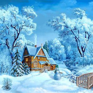 Снегопад поздравлений. Покрово-Марфинский СДК