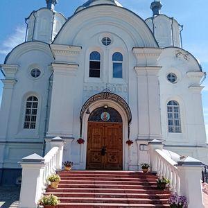 Беседа с послушницей Сухотинского женского монастыря Графской Любовью
