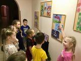 Выставка детских  работ в ИЗО студии