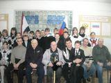 Встреча участников боевых действий со школьниками