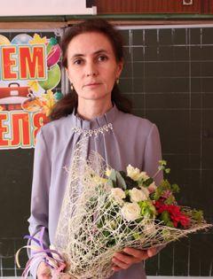 Тарчуткина Ольга Михайловна