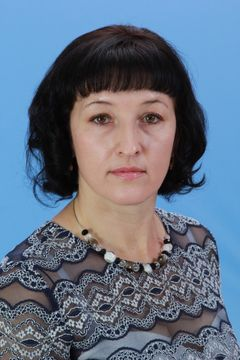 Модина Любовь Николаевна