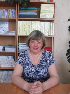 Ощепкова Светлана Ивановна