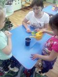 Экспериментальная деятельность с детьми   по экологии.  Готовим почву для рассады