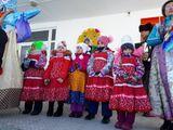 Масленица. Выступление  в  Доме культуры села