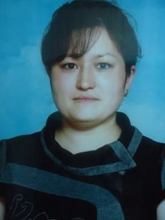 Сагалакова Ольга Терентьевна